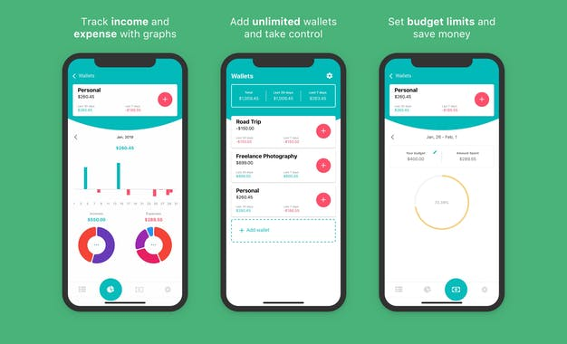 Bookipi app how to track business expenses