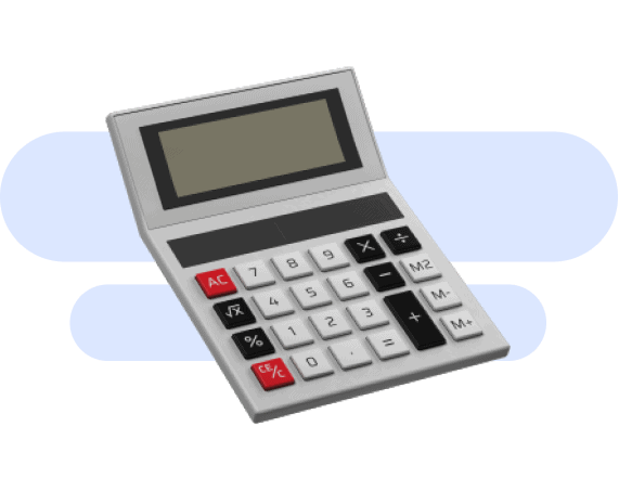 calculator for making estimates and quotes
