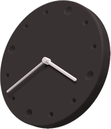 clock image to save time